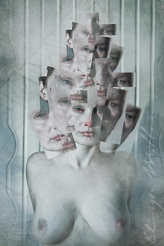 Ich bin trotz tausend Bilder by AnjaMillen