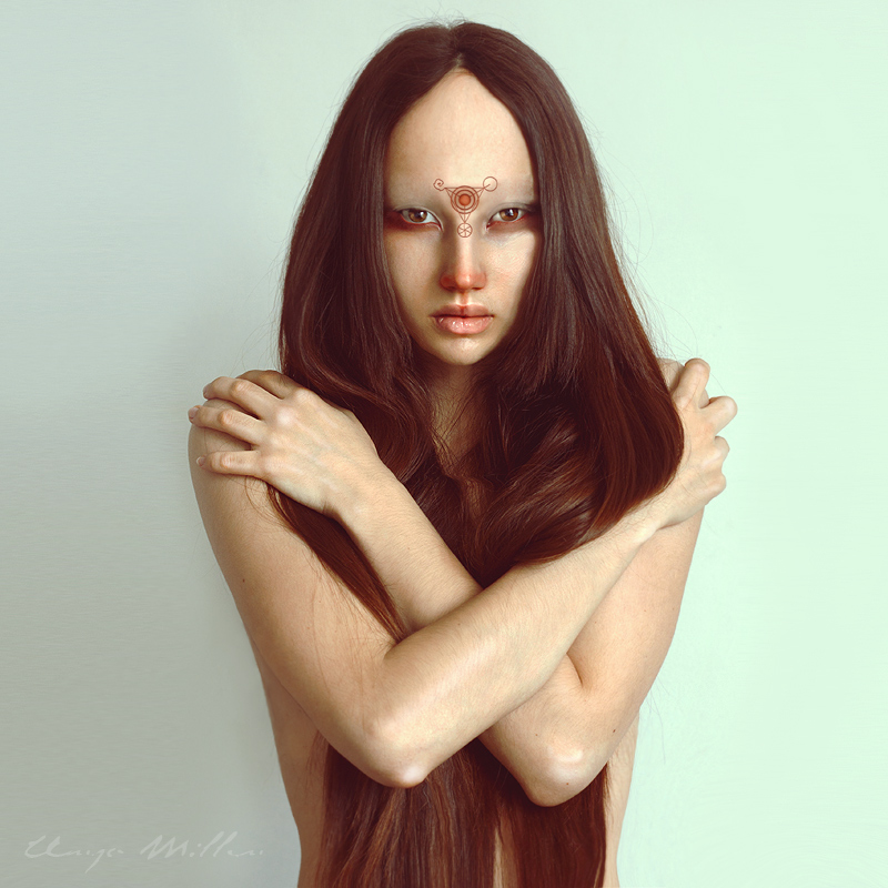 priestess by AnjaMillen