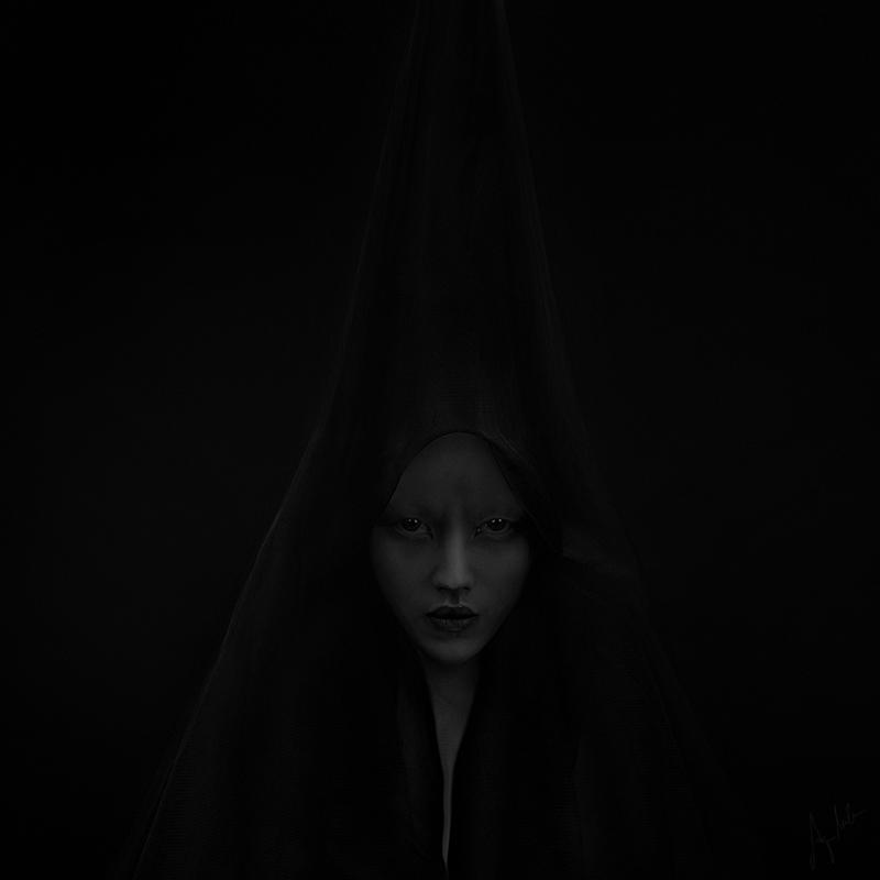 Vom Zauber eines Traumes uebergossen by AnjaMillen