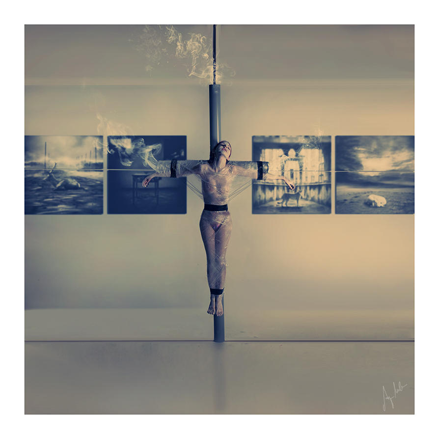 Exhibition IV by AnjaMillen