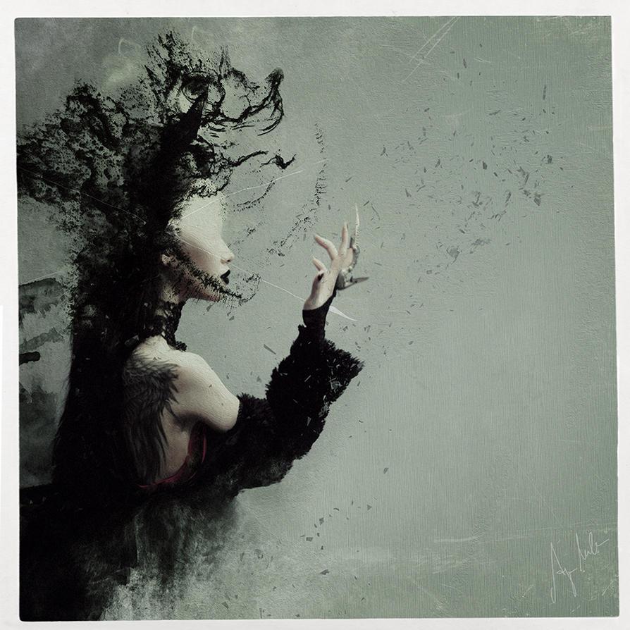 madame de winter by AnjaMillen