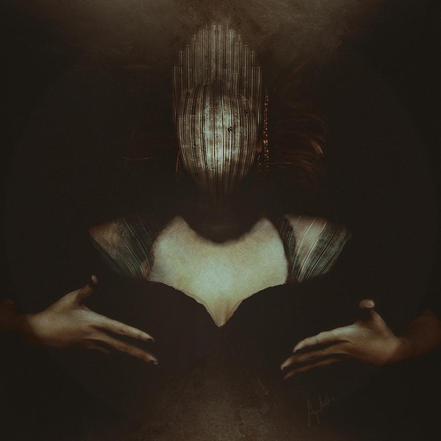 the wooden queen by AnjaMillen