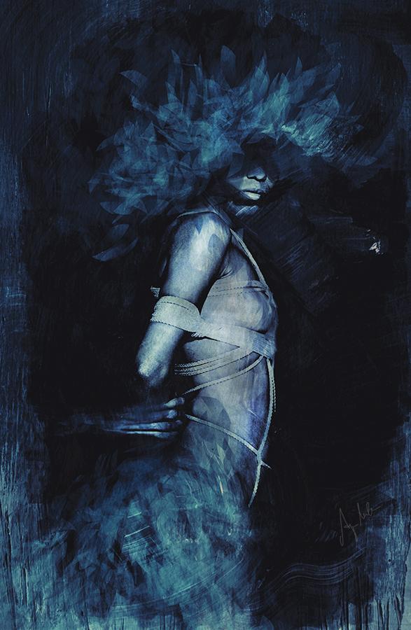 Irgendwo im Blau by AnjaMillen