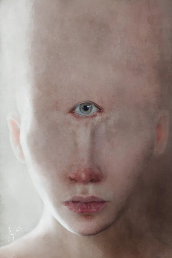 Queen Of The Blind by AnjaMillen