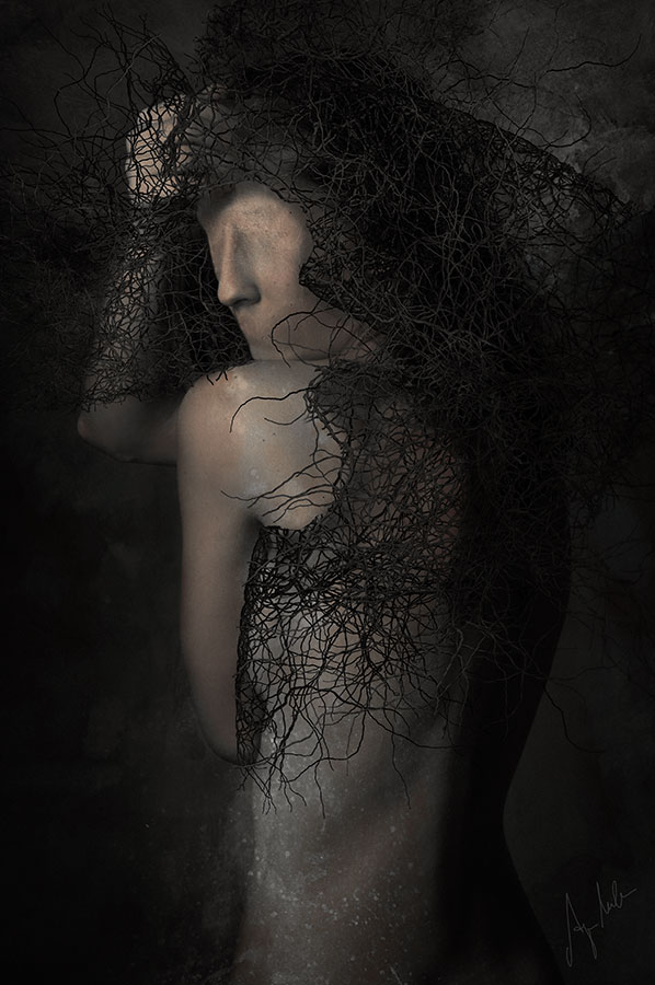 I once was Medusa by AnjaMillen