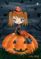 Halloween 2008 by Kaelmo
