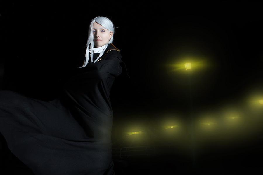 Pandora Hearts - Lights by Van-Freischutz