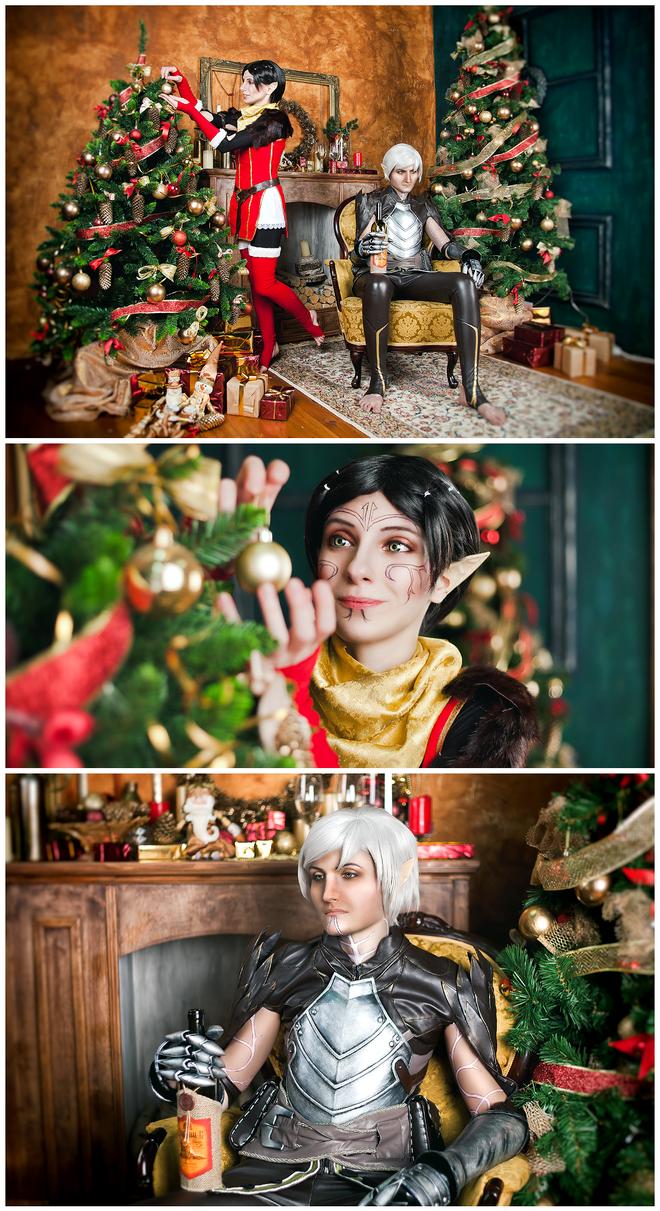 Happy New Year, Kirkwall by Van-Freischutz