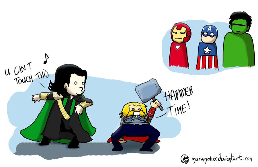 Avengers ID by Dulcamarra
