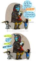 Destiny: The Taken King 2 by Dulcamarra