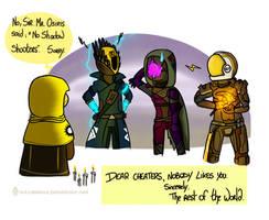 No Osiris for you by Dulcamarra