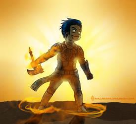 Hammer of Sol by Dulcamarra