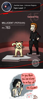 The First Order and Pokemon Go by Dulcamarra