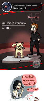 The First Order and Pokemon Go