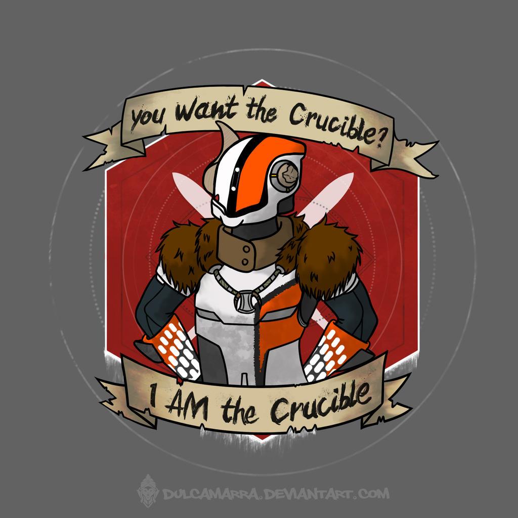 Crucible Lord #BUNGIEDAYCONTEST