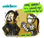 Hipster Hanzo