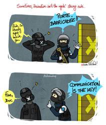 Rainbow 6: Stealthy Doc