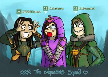 Aquarius Squad