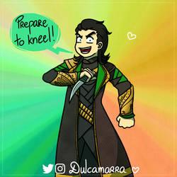 Loki Is Back