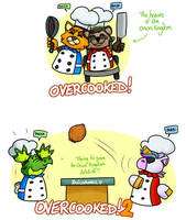 Overcooked 2 by Dulcamarra
