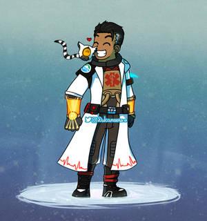 Guardian Doc: Well of Radiance Warlock!
