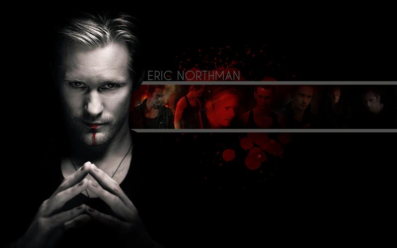 true blood wallpaper eric. true blood eric northman