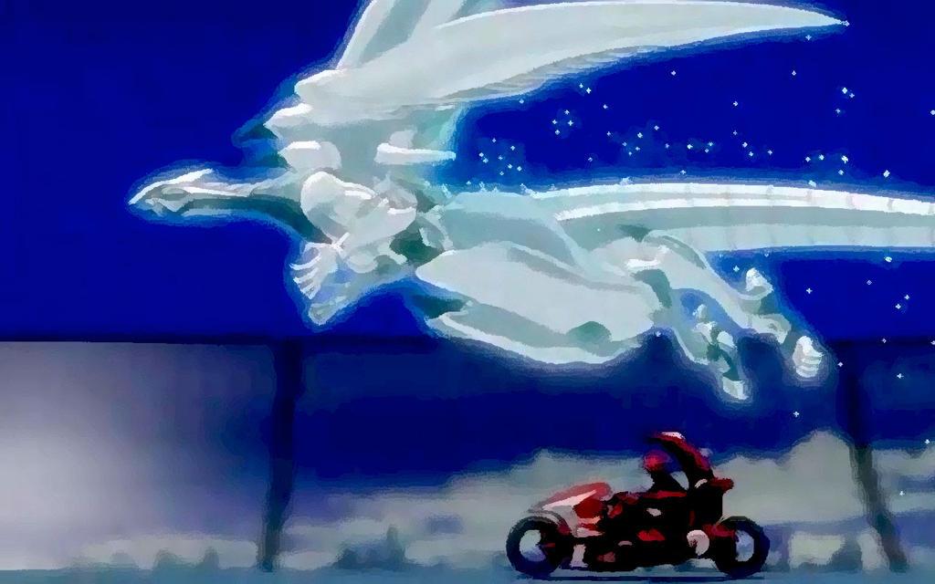 Shooting Star Dragon By ParanoidBears1