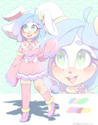 (Closed) Pastel Hybrid Mystery Adopt {Auction}
