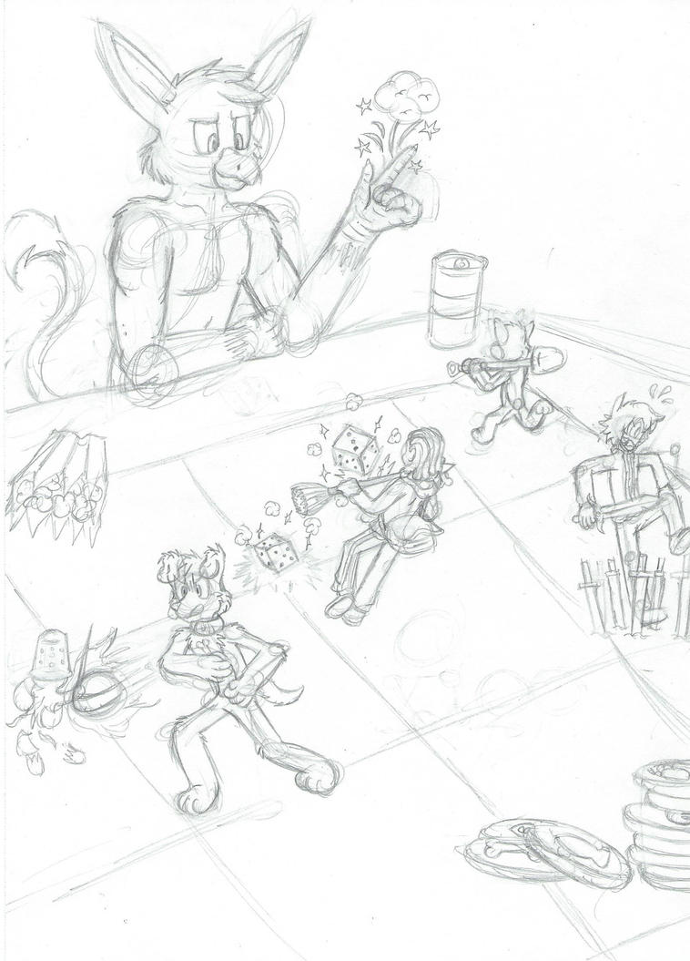 Thread Bound - My Game, My Rules by CHAOKOCartoons