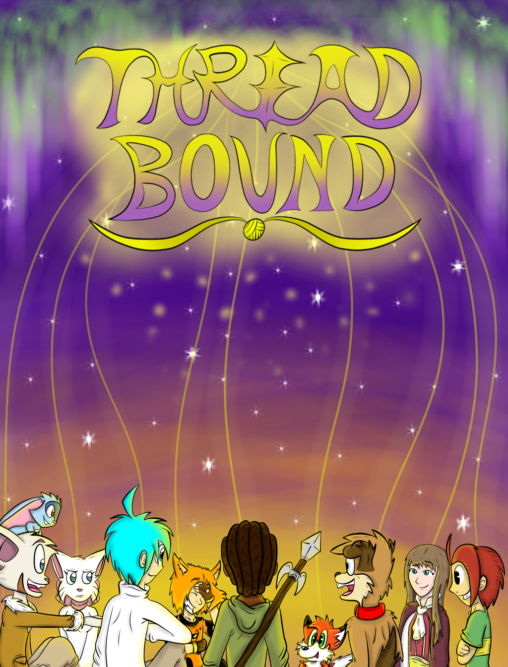 Thread Bound by CHAOKOCartoons