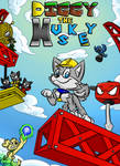Diggy the Huskey NEW Cover Art