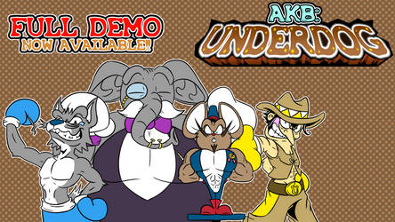 AKB: Underdog FULL DEMO OUT NOW!