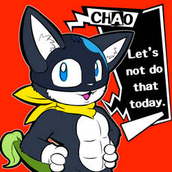 Chaokat - Lets Not Do That Today