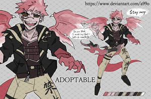 [ADOPT]No intry Text[OPEN] by A99O