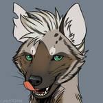 Crash the hyena by CorruptedFox