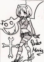 Ref Pic Reiko :3 by KindlyDeadly