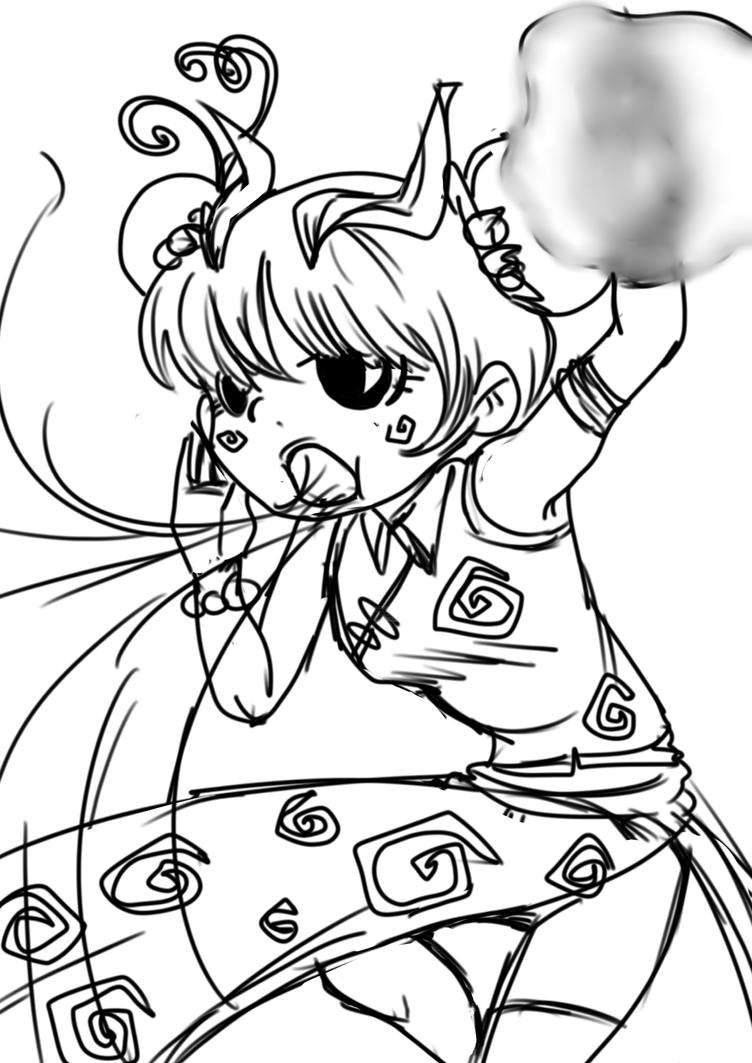 Xiao Fun by LacrimosaInferna