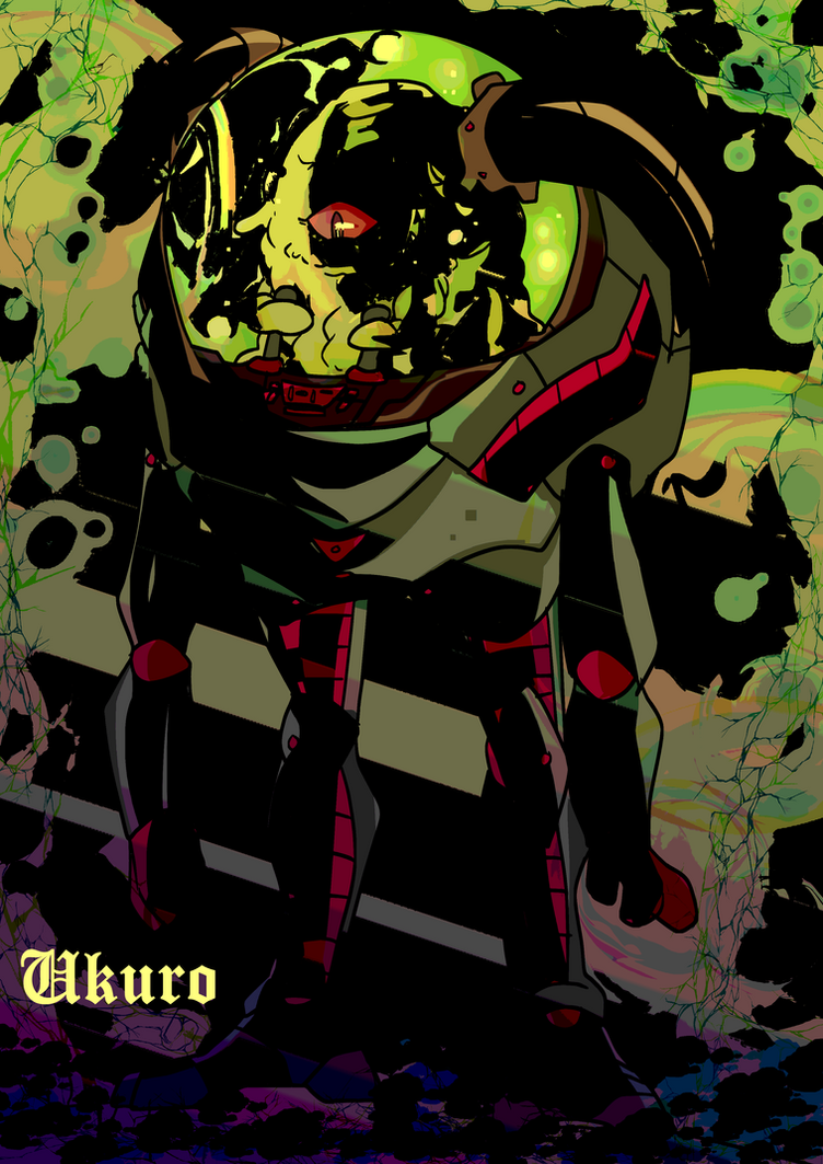 Mutagen Walker by Mistress-Of-Eternity