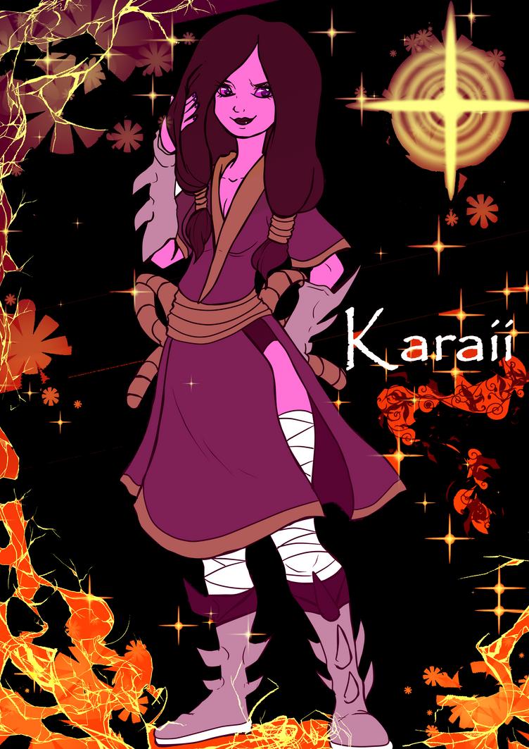 Karaii by Mistress-Of-Eternity