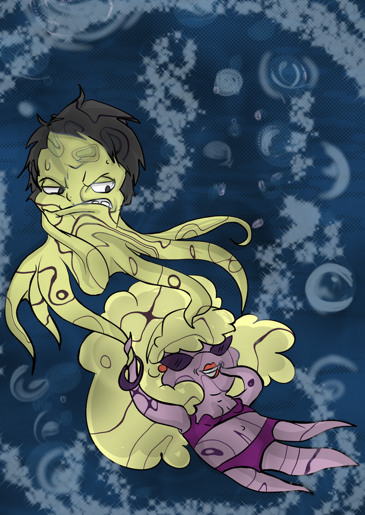 Under the Sea by SuperbGenetics