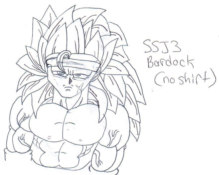 Bardock Ssj3