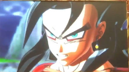 SSJ4 Vegito is Offical in Heroes!