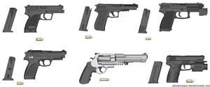 Even M0ar pistols