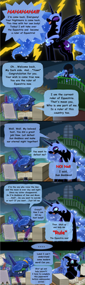 Chapter 5 : The Return Of Nightmare Moon
