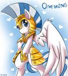 [OC] Onewing Angel