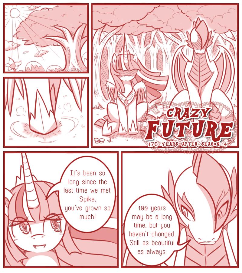 Crazy Future Part 01