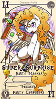 Character Card : Super Surprise