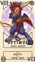 Character Card : Optimus