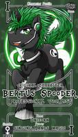 [Commission] Bertus Spooder