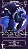 [Commission] Midnight Dawn